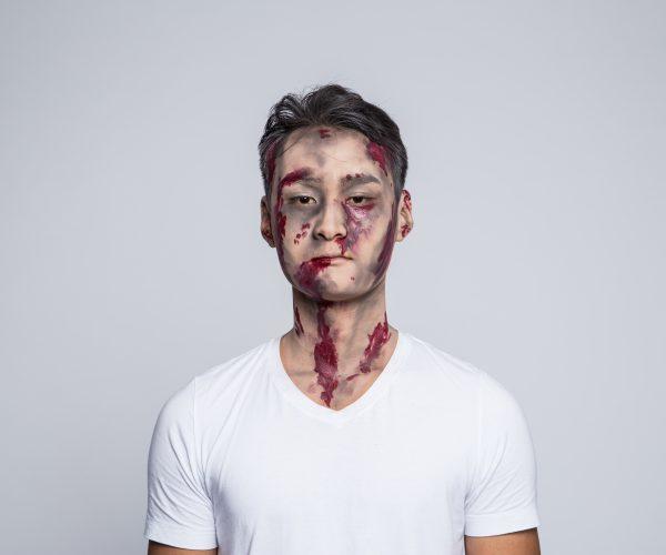 Ein Zombie Kostum In 15 Minuten